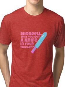 RIP Shondell Tri-blend T-Shirt