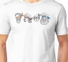 Teenage Mutant Ninja Artists Unisex T-Shirt