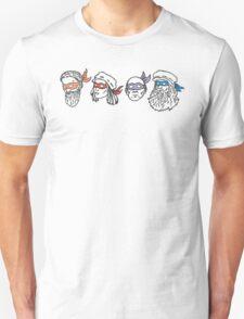 Teenage Mutant Ninja Artists T-Shirt