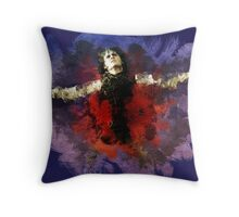 Sweeney Todd: The Demon Barber of Fleet Street Throw Pillow