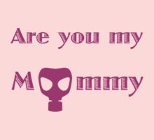 Pink Are you my Mummy? by drwhobubble