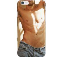 Jean Hunk iPhone Case/Skin