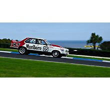 Chiomi Gendre - Holden Torana A9X - Group G Photographic Print