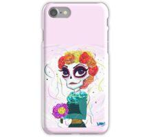 Catrina Mexicana  iPhone Case/Skin