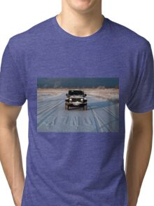 Only Road Tri-blend T-Shirt