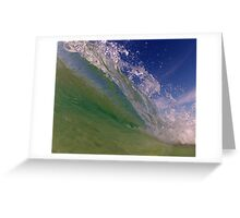Crystal Tube Greeting Card
