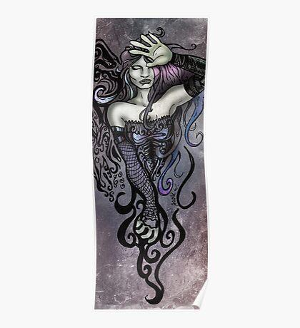 The Overseeing Dark Angel Poster