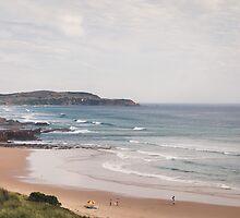 Cape Woolamai, Phillip Island by WavesPhotograph