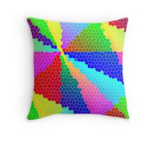 Beautiful Cushions/ Pattern Coloured Frenzy Throw Pillow