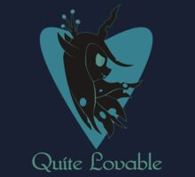 Queen Chrysalis, Quite Lovable Kids Clothes