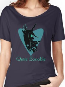 Queen Chrysalis, Quite Lovable Women's Relaxed Fit T-Shirt