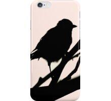 Bird Silhouette  iPhone Case/Skin