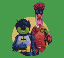 Frosty Antler - Muppets Batman and Robin Kids Clothes
