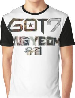 GOT 7 Yugyeom picture (mad) Graphic T-Shirt