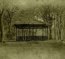 Vintage Bandstand by Tim Waters