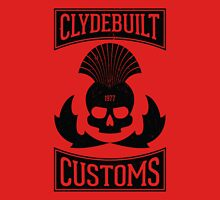 Clydebuilt Customs (black) Unisex T-Shirt