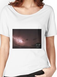Thor's a bit cranky Women's Relaxed Fit T-Shirt