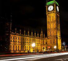 Iphone/ipod case Big Ben London UK by Lee Rolfe