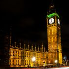 Ipad case - Big Ben London U.K by Lee Rolfe