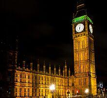 Ipad case - Big Ben London U.K by Lee Rolfe