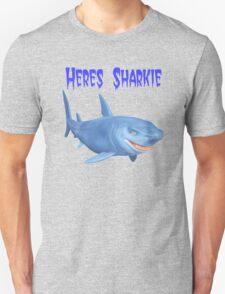 Heres Sharkie T-Shirt