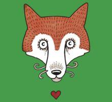 Foxy Love Baby Tee