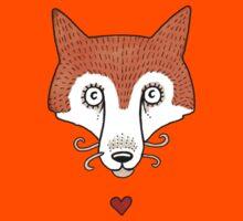 Foxy Love Kids Tee