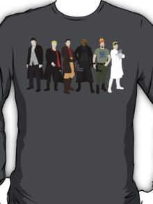 Men of the Whedonverse T-Shirt