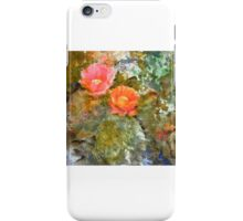 Desert Floor - Spring iPhone Case/Skin
