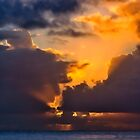 Barbados Sunset by WillOakley