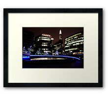 London, The Shard 2 Framed Print