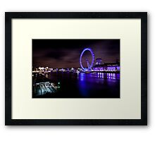 London eye 2 Framed Print