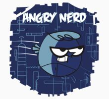 Angry Nerds Kids Clothes