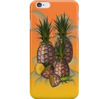 Pineapples .. iphone case iPhone Case/Skin