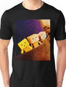 Hitchin a Ride  Unisex T-Shirt