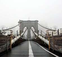 Brooklyn Bridge by copacic