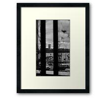 Hoboken from the High Line Framed Print