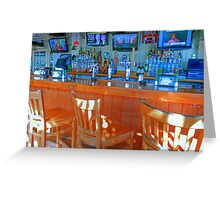 HDR Happy Hour Greeting Card