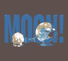 Moon! One Piece - Short Sleeve