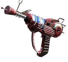 Call of Duty: Zombies - RAY GUN by duncansdesigns