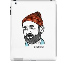 Team Zissou iPad Case/Skin