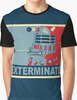Dalek Hope Graphic T-Shirt
