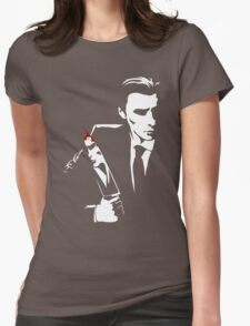 American Psycho T-Shirt Womens Fitted T-Shirt