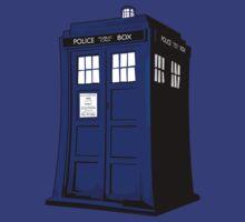 TARDIS by MagicPaul