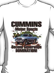 Cummins Motor Sports T-Shirt