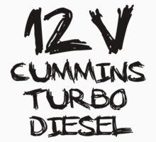 12 V cummins turbo diesel Kids Clothes