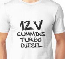 12 V cummins turbo diesel Unisex T-Shirt