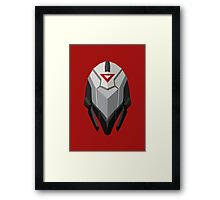 PROJECT: Zed Framed Print