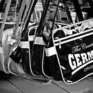 GERMANY BAGS by drawwithlight