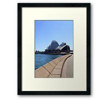 Sydney Opera House, Australia Framed Print